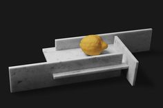 40x40 Marble Objects - By Paolo Ulian & Moreno Ratti