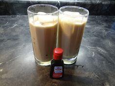 Iced Vanilla Coffee's