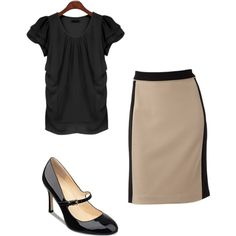 """""""simple"""" by jennil on Polyvore"""