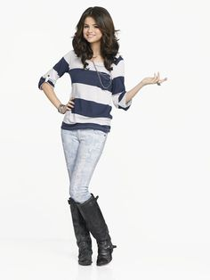 Selena Gomez as Alex Russo