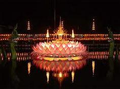 Loi kra Thong Festival, Thailand