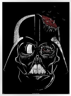 Zader – Star Wars Darth Vader Mashup.  Come Vote it to the front page at PosterVine.com Today!!!