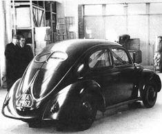 URBI-ET-ORBI……My Bucket List Journals.Type VW around 60 prototypes by Reutter Company in 1938 for road testing purposes Kdf Wagen, Vw Group, Ferdinand Porsche, Volkswagen Bus, Volkswagen Factory, S Car, Porsche Design, My Dream Car, Vw Beetles
