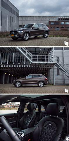 A confident appearance: the Mercedes-Benz GLC. Photos by Bas Fransen (www.basfransen.com).