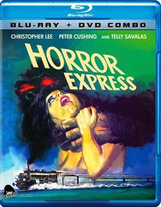 HORROR EXPRESS SEVERIN FILMS BLU-RAY