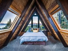 VRBO.com #763243 - Amazing a-Frame Cabin with Hot Tub, 2 Fireplaces, & More