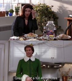 Elf - sounds like me!!