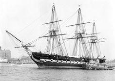 USS Constitution 1963