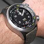 Post Title: Monochrome Monday: Flight-Testing the Oris Big Crown ProPilot Altimeter Date: November 10, 2014, 1:30 pm Post URL: http://www.watchtime.com/blog/monochrome-monday-flight-testing-the-oris-big-crown-propilot-altimeter/