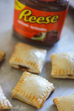 Cooking with Jax: Peanut Butter Chocolate Dessert Ravioli Chocolate Ravioli, Chocolate Peanut Butter, Chocolate Desserts, Dessert Ravioli Recipe, Dessert Recipes, Ricotta Filling Recipe, Hershey Recipes, Tolle Desserts, Work Meals