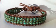 SALE Single Wrap Bracelet  Chan Luu by Jennasjewelrydesign on Etsy