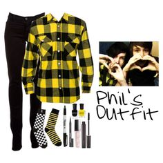 "Phil's Outfit from ""Phil is not on Fire"""
