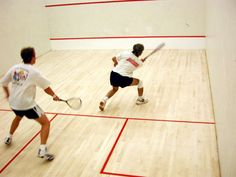 The adult program offers round robins, classes, tournaments, and competitive league team play. Classes and competitions are based on level of play. For more information on signing up for any of these activities please contact our Head Professional, Geoff Mitchell at Geoff@MitchellSquash.com