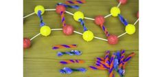 Using common craft supplies, you can create a model of a DNA molecule suitable for a high school biology class. Science Projects, School Projects, Science Ideas, Science Lessons, 3d Dna Model, Adn Tattoo, Dna Model Project, Dna 3d, Dna Facts