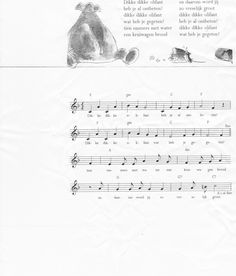 liedje: Dikke, dikke olifant