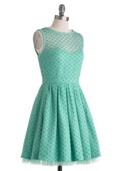 Nighttime Pool Party Dress   Mod Retro Vintage Dresses   ModCloth.com