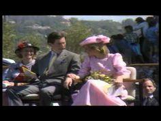 Princess Diana, William & Harry - YouTube