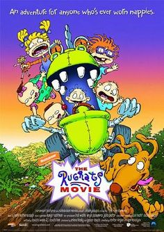 Favorite movie growing up and I still love it today