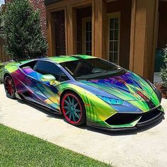 The Lamborghini Huracan was debuted at the 2014 Geneva Motor Show and went into production in the same year. The car Lamborghini's replacement to the Gallardo. The Huracan is available as a coupe and a spyder. Lamborghini Huracan, Maserati, Koenigsegg, Ferrari 458, Bugatti, Ferrari Bike, Luxury Sports Cars, Top Luxury Cars, Supercars