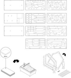 WikiHouse: Design, Download, Print & Build. Way cool. Really wish I would have had this going through school!