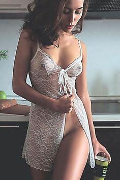 A WOMAN PREPARINGBFOR SEX WONDERFUL