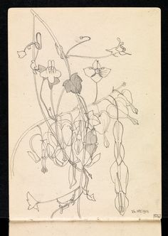 Charles Rennie mackintosh Hunterian Art Gallery Mackintosh collections: GLAHA 53013/37