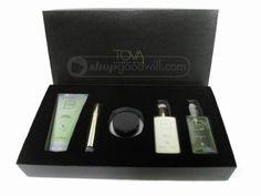 shopgoodwill.com: Tova Beverly Hils 5 pc Gift Box