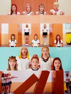 Red Velvet - Russian Roulette #comeback #Irene #SeulGi #Wendy #Yeri #Joy #RedVelvet #GirlGroup