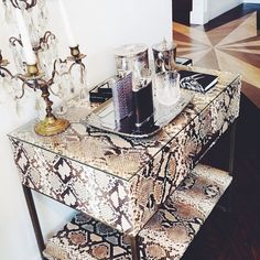 Oxford Side Table | Spotted on alwaysjudging