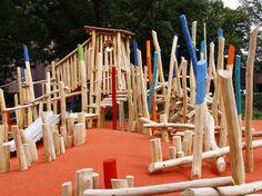 kukuk: Zürich, Schulhaus Manegg 2011 playscape