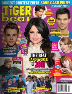 Love This Magazine Along With Astro Girl J 14 M Tiger