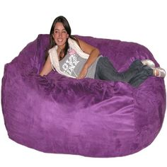 Home Furniture Constructive 2 In 1 Bean Bag Sofa Signle Chair Cover Lounger Lazy Sofa Room Furniture With Large Capacity Durable Storage Bag