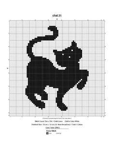 Осинка Cat Cross Stitches, Dmc Cross Stitch, Funny Cross Stitch Patterns, Cross Stitching, Crochet Patterns Filet, Crochet Cat Pattern, Crochet Diagram, Pixel Crochet, Crochet Cross