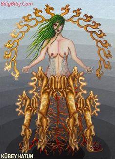 KÜBEY HATUN http://www.biligbitig.com/2014/06/kubey-hatun-turk-mitolojisi-karakteri.html