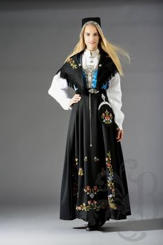 Rogalandsbunad Folk Costume, Costumes, Jelsa, Traditional Outfits, Norway, My Design, Kimono Top, Inspiration, Clothes