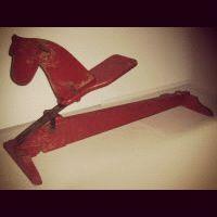 Lovely Vintage Pogo Horse!!