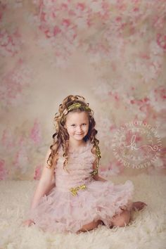 The Shabby Fairy by Intuition Backgrounds By Becky Gregory - photography by Krysia Photography