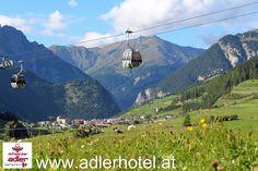 Hoch hinauf mit den Bergbahnen in Nauders Mountains, Nature, Travel, Hiking, Vacation, Naturaleza, Viajes, Destinations, Traveling