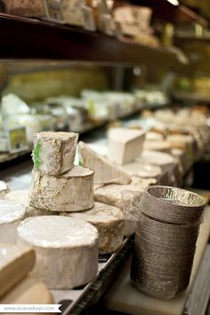 Selecting the best #Frenchcheeses for our Master Cheese & Wine . Photo courtesy of @sivan . www.cooknwithclass.com