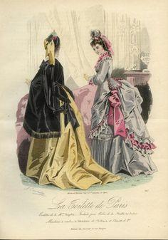 La Topilette de Paris 1873