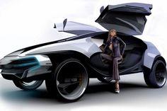 McLaren SUV Sport Car Future Concept