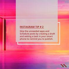 Instagram Tips. (2/3) . . . . . #instagramtips #agency #marketing #model #design #branding #advertising #creative #photography #agencylife #digitalmarketing #photooftheday #socialmedia #business #instagram #photographer #socialmediamarketing #graphicdesign #event #designer #digitalagency #photoshoot #webdesign #website #11creatives #bhfyp