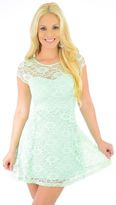 Extra Curricular (Mint)-Sexy Snob - Hot and Elegant clothes at great prices