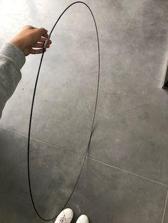 DIY suspension ruban - Emma Home