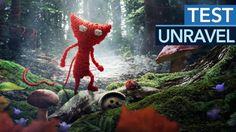 Unravel : Unravel - Testvideo zum wolligen Rätselspaß
