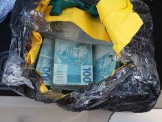 Suspeito de golpes é preso com habilitação falsa e R$ 250 mil no ES +http://brml.co/1ALMZd9