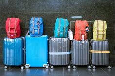 Buying the right luggage lock system for travel isn't as simple as you think. Here's a complete guide to buying the best luggage locks, straps & cables. Travel Tours, Air Travel, Travel Bags, Airline Travel, Vacation Travel, Cheap Travel, Travel Packing, American Airlines, Orlando