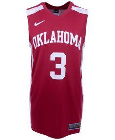 Nike Men's Oklahoma Sooners Replica Basketball Jersey
