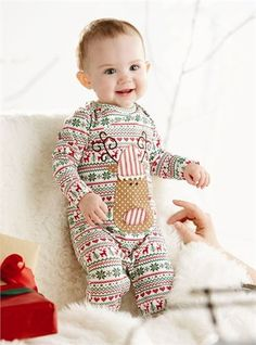 Holiday In Norway Reindeer Sleeper Now in Stock (Infant Girls Clothing). Holiday In Norway Reindeer Sleeper. Newborn Outfits, Toddler Outfits, Baby Boy Outfits, Newborn Christmas, Christmas Pjs, Christmas Clothes, Holidays In Norway, Mud Pie Baby, Outfits