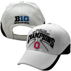Ohio State Buckeyes 2013 Big Ten Basketball Tournament Champions hat NWT  BUCKS  OhioStateBasketball  OhioStateBuckeyes 9e44e6af602a
